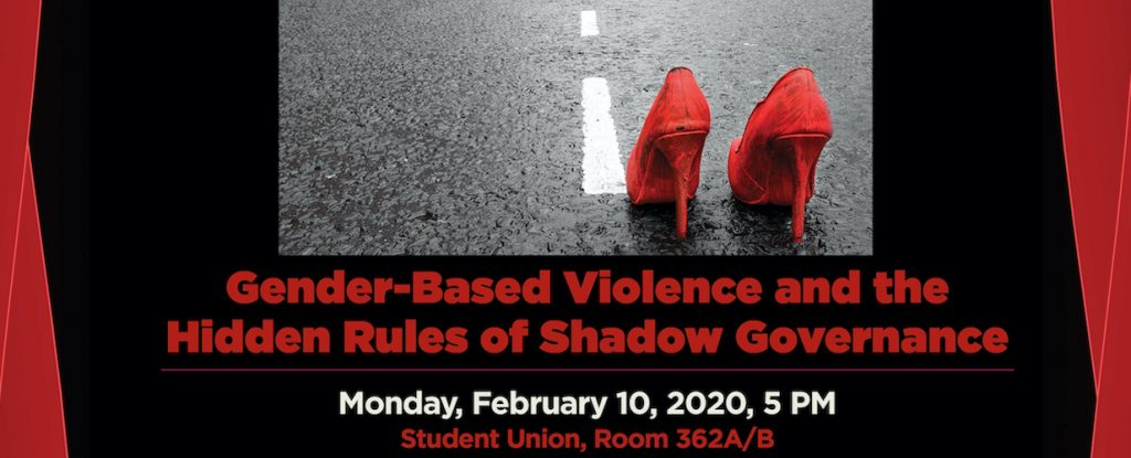 Elena Ruíz Lecture, Feb 10, 2020