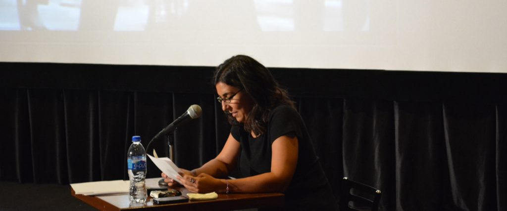 Jacqueline Avila, Musicology and WGS Affiiliate Faculty presents at Cineteca Nacional, Mexico City